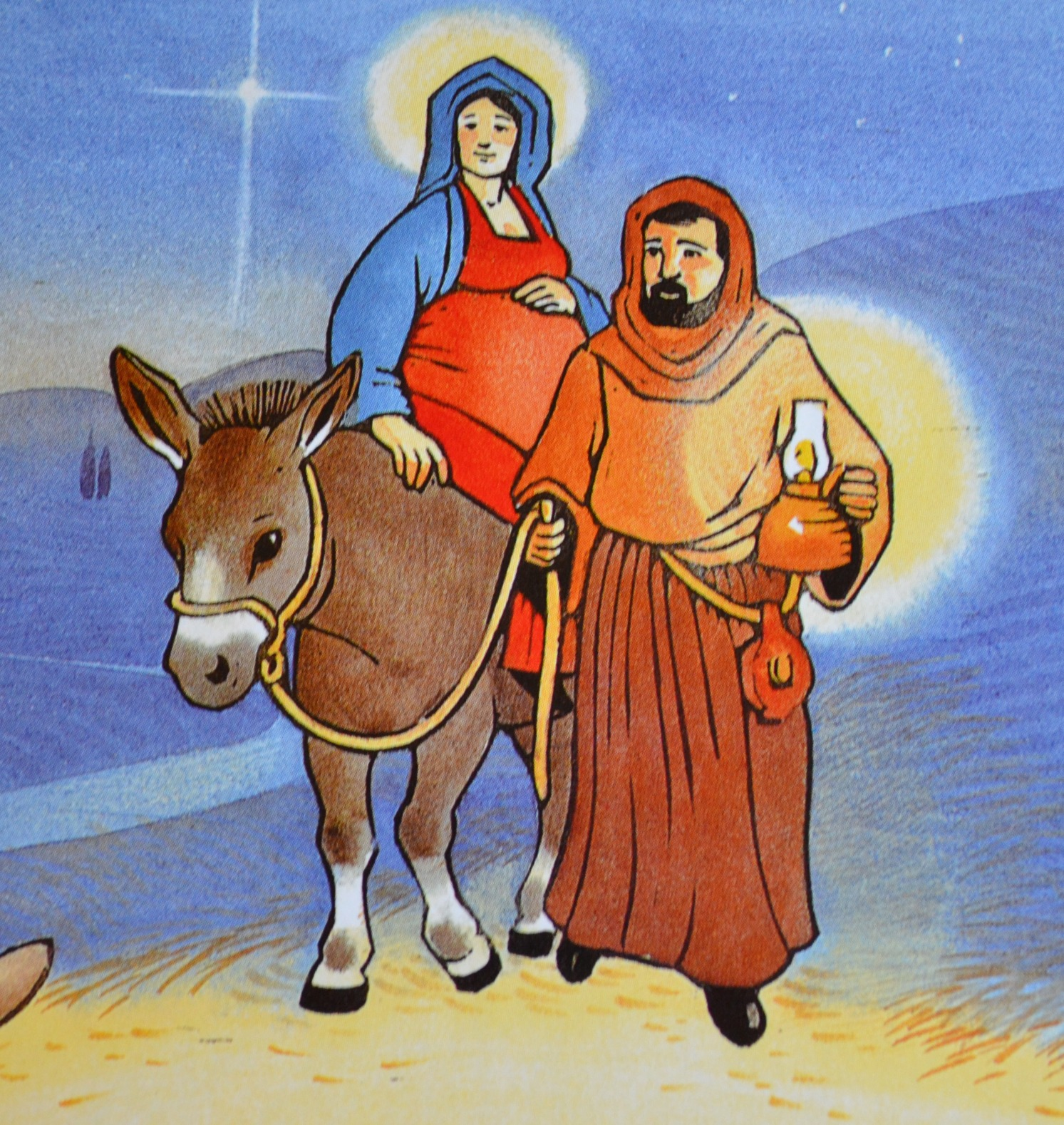 Uncategorized Christmas Story For Children who is coming to our house include your children