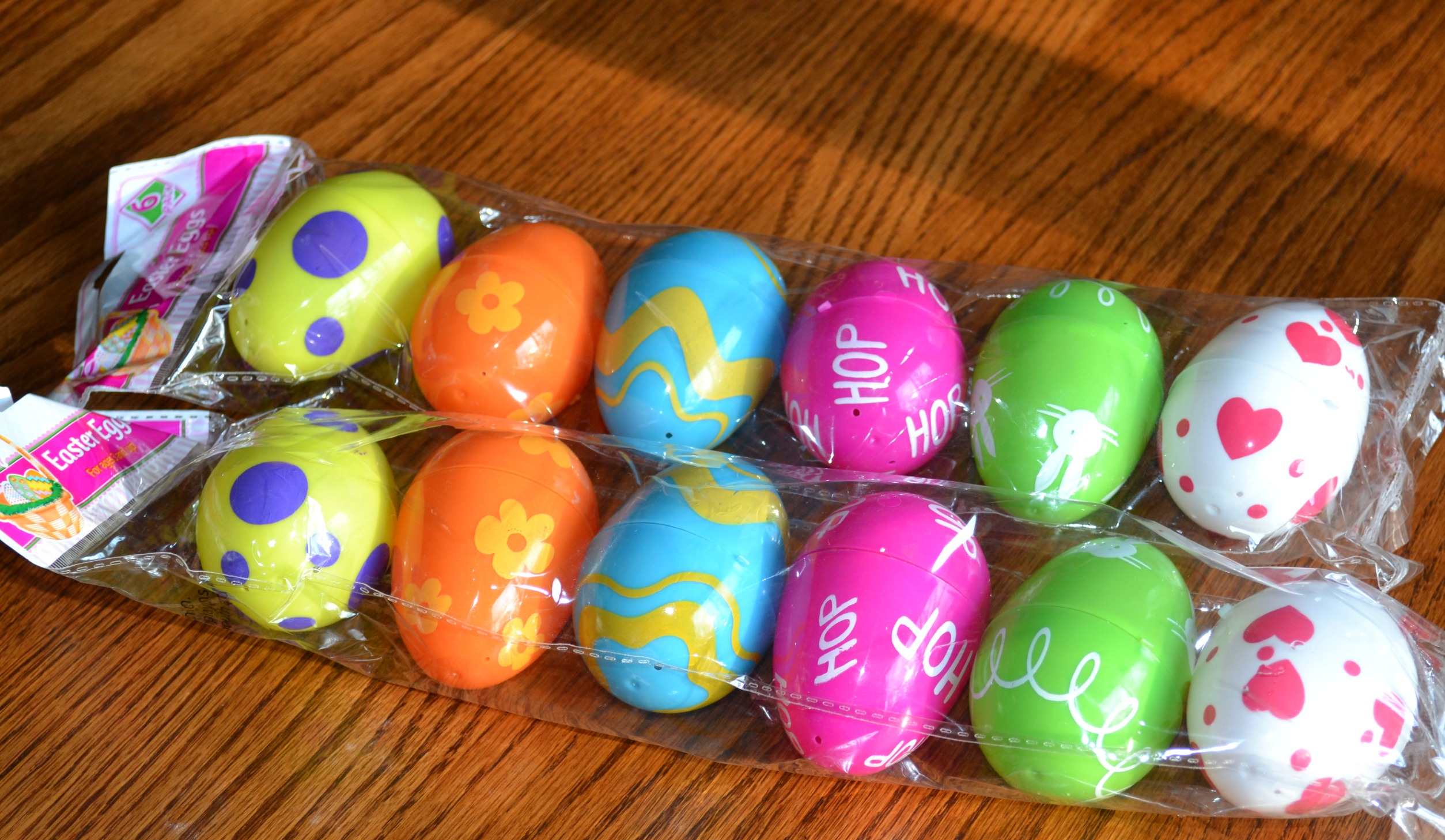 Easter Eggs ~ Not just for hunting!