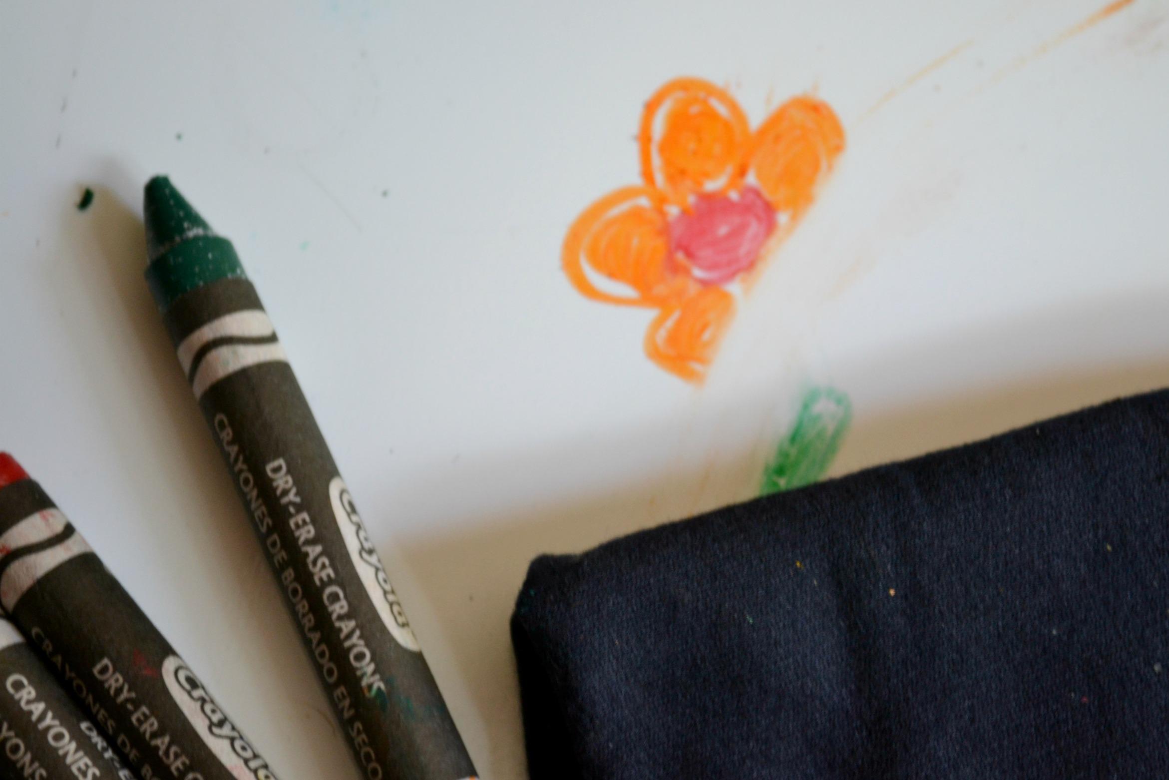 I Like Dry Erase Crayons