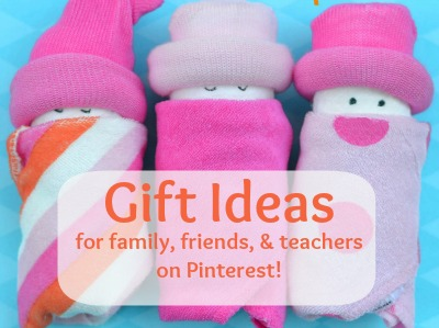 gifts on pinterest button