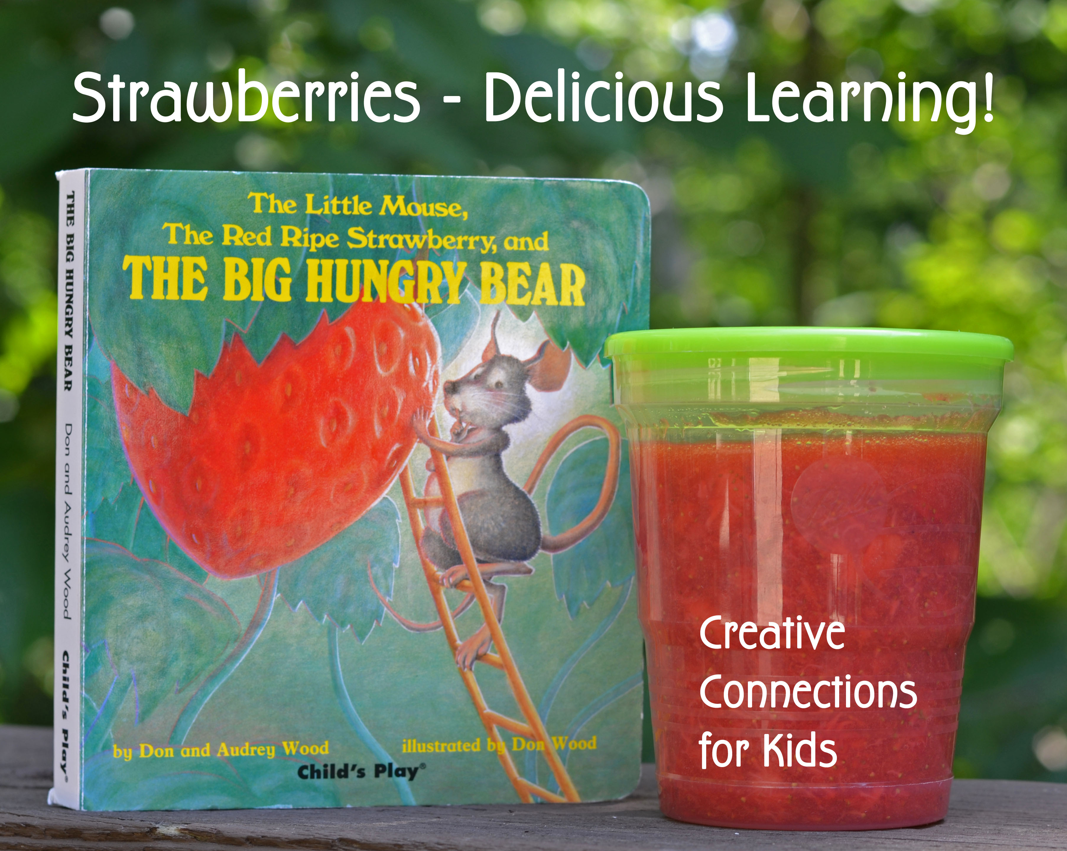 The Little Raspberry Shear-Delicious (Hungry) Children's Book