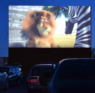 Drive In Movie -  a great summer night