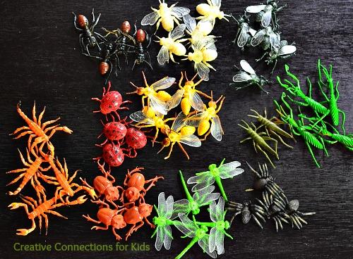Bug sorting