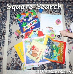 Away We Go - Square Search