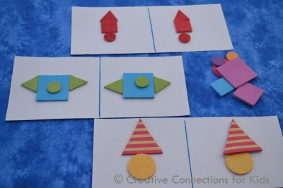 Simple Tangrams Creative Connections for Kids