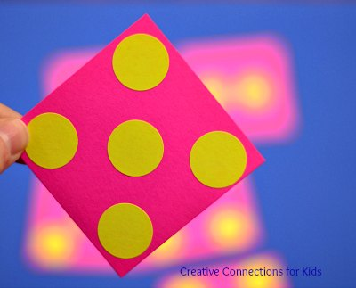 Dice Cards  Creative Connections for Kids