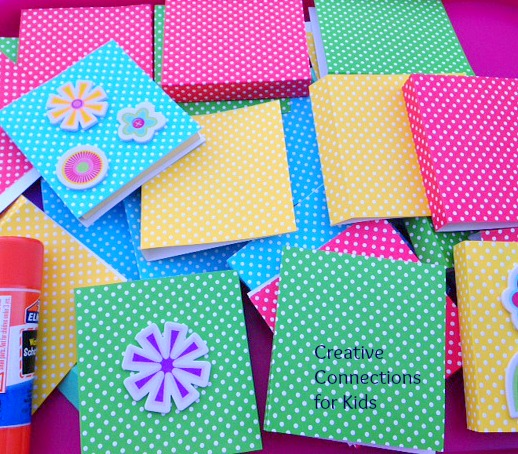 Post-it Note books - an opportunity for writing or a cute gift