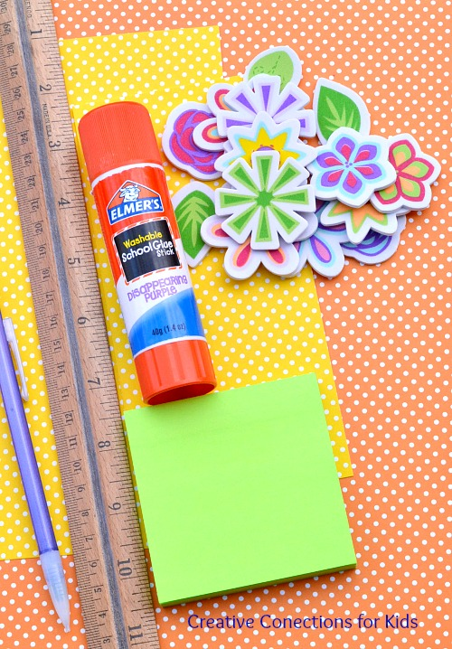 Post it note book supplies