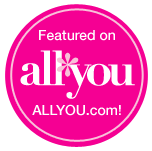 Featured on AllYou Graphic