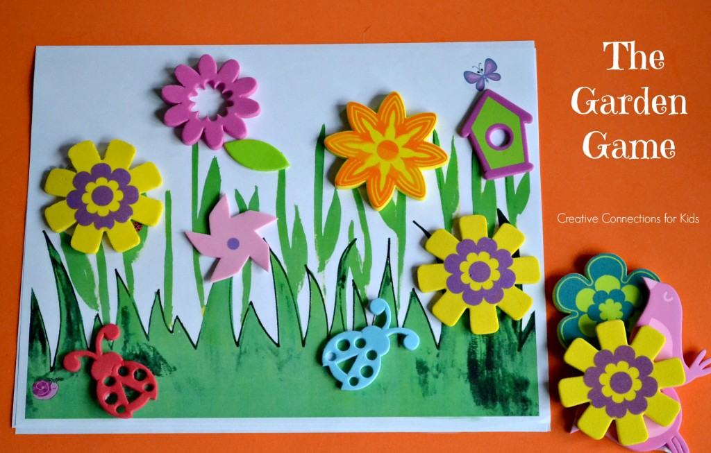 The Garden Game from Creative Connections for Kids